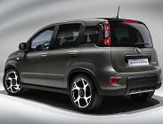 Nuovi modelli Fiat Panda 2021