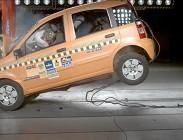 Sicurezza a bordo della Fiat Panda