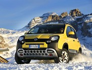 Differenze con Fiat Panda Cross