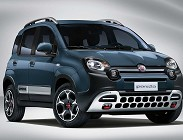 Test drive Fiat Panda Cross