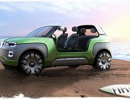 Prezzi e colori Fiat Panda elettrica