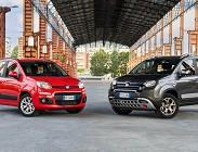 Fiat Panda, Fiat 500, Citroen C1