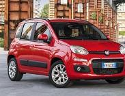Prezzi medi Fiat Panda usata