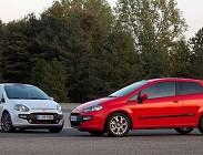 Difetti di Fiat Punto 2019