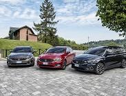 Fiat Tipo 2020-2021, cosa cambia