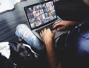Film, telefilm, musica, partite di calcio