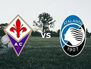 Fiorentina Atalanta streaming live gratis siti web migliori, link. Dove vedere