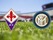 Fiorentina Inter streaming diretta live siti web Rojadirecta