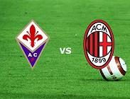 Fiorentina Milan streaming gratis live siti web, link. Dove vedere