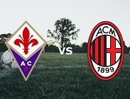 Milan Fiorentina streaming live gratis. Dove vedere in chiaro diretta