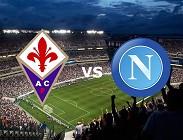 Fiorentina Napoli streaming live gratis diretta. Vedere