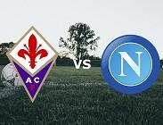 Fiorentina Napoli streaming live gratis diretta per vedere su canali tv, link, siti web