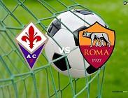 Fiorentina Roma streaming orario