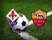 Fiorentina Roma diretta tv Sky streaming Sky Go