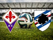 Fiorentina Sampdoria streaming