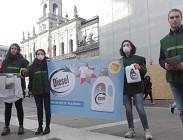 Greenpeace, inquinamento, bloccare, città