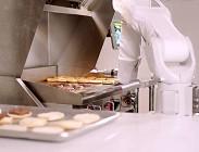 Flippy, il robot cucina hamburger