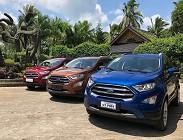 Allestimenti e prezzo Ford Ecosport 2019