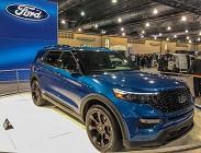 Dotazioni e prezzo Ford Explorer