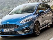 Ford Fiesta 2019, comfort