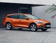 Ford Focus Active 2019: prezzi listino