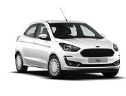 Ford Ka+: dimensioni, motori