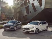 Motori e consumi Ford Mondeo Hybrid