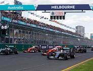 Formula 1 link prove libere qualifica gara