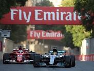 Gran Premio Formula 1 Azerbaijan siti web e link streaming