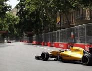 Streaming Formula 1 Azerbaijan diretta live