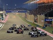 Formula 1 Bahrain in streaming
