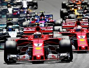 Formula 1 Belgio live streaming