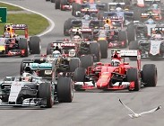 Formula 1 Canada streaming gara prove e qualifiche
