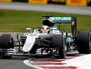 Streaming Gran Premio Formula 1 del Canada