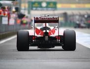 diretta Formula 1 Cina