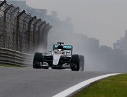 Formula 1 Cina in streaming