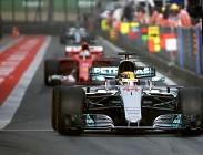 Streaming Gran Premio Formula 1 Cina diretta live gratis