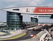 Gran Premio Formula 1 Cina streaming