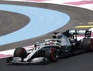 Streaming Formula 1 Francia diretta live gratis