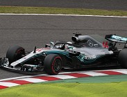 Formula 1 Giappome live streaming