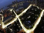 Gp Formula 1 Singapore, Rai, Sky