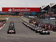Streaming Gran Premio Formula 1 Gran Bretagna