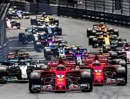 Gran Premio Formula 1 Monaco in streaming