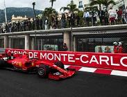 Gran Premio Formula 1 Monaco streaming