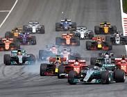 Streaming Gran Premio Formula 1 Russia live gratis diretta