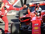 streaming Formula 1 Russia, link emittenti siti web migliori