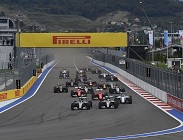 Formula 1 Russia streaming siti web