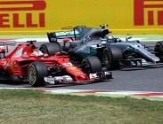 Formula 1 Silverstone Gran Bretagna streaming siti web
