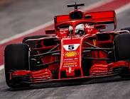 Streaming Gran Premio Formula 1 Singapore diretta live