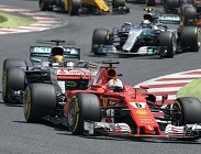 Gran Premio Formula 1 Spagna in streaming